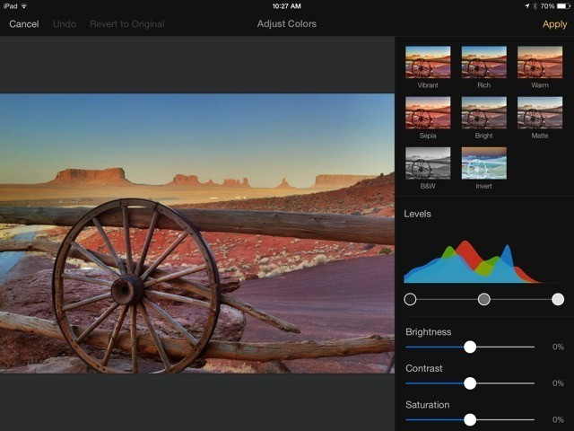 Pixelmator, iPad, photo editor, mobile photography