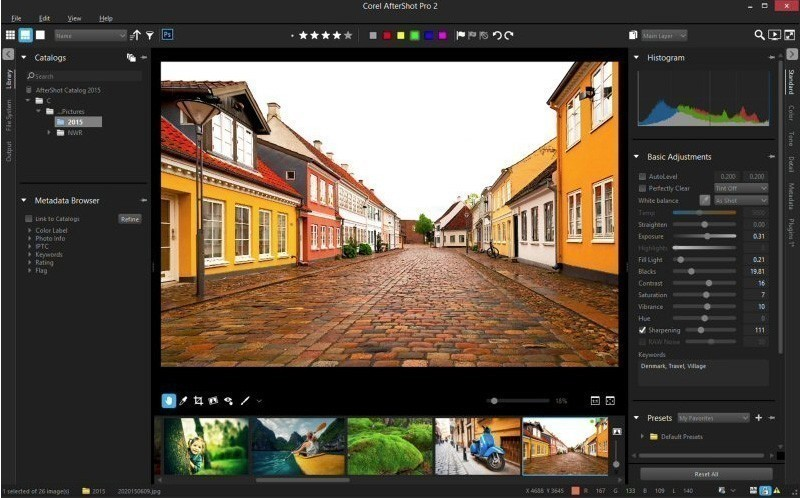 AfterShot Pro wants to compete with Adobe
